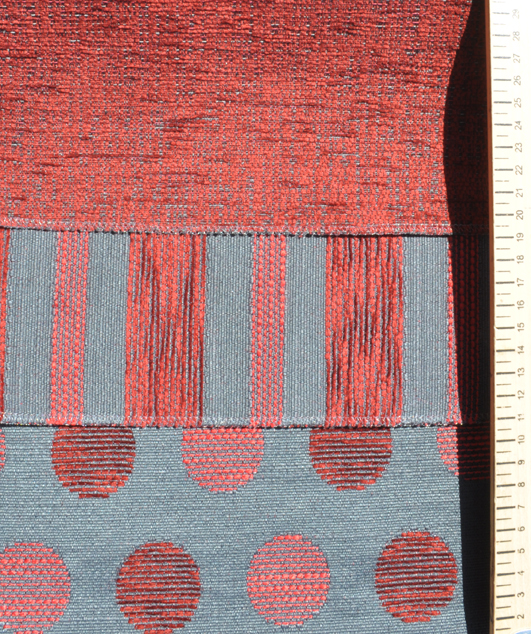 Image showing fabric for caravan blackpool